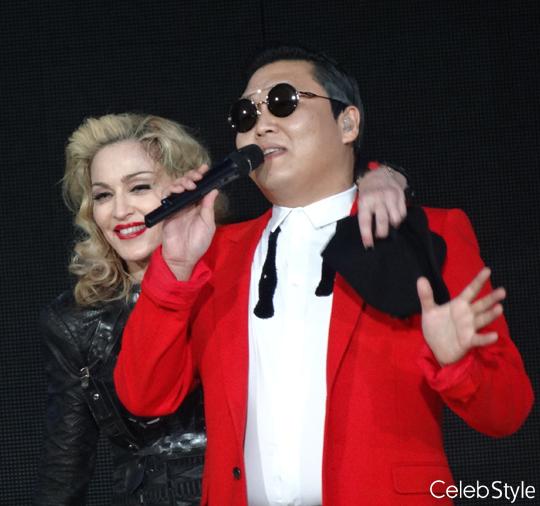 싸이, 피플스초이스어워드 뮤직비디오 부분 후보